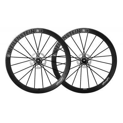 Meilenstein Disc Clincher 24D Laufradsatz