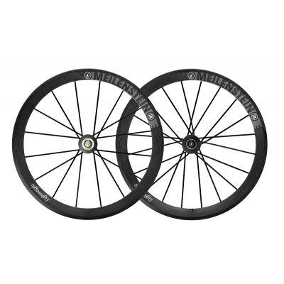 Meilenstein Clincher 24E Laufradsatz