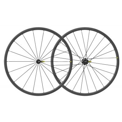 Ksyrium Pro Carbon SL Tubular Laufradsatz 2019
