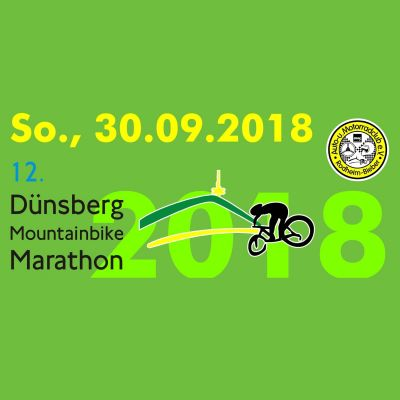 12. Dünsberg Marathon am 30. September
