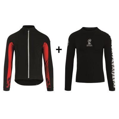 Mille GT Jacket Ultraz Winter inkl. LS.skinfoil EarlyWinter Unterhemd