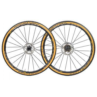 Ksyrium UST Disc Cyclocross Laufradsatz