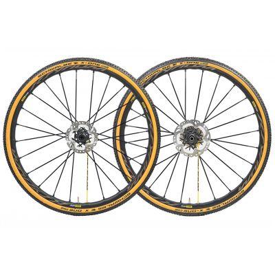 Ksyrium Pro UST Disc Cyclocross Laufradsatz