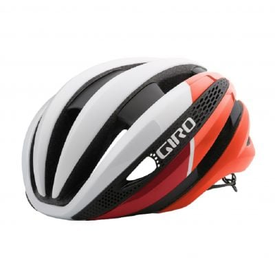 Helm Synthe Mips - white/red