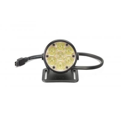 Betty R7 Helmlampe 5000 Lumen