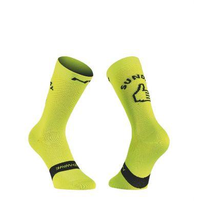 Sunday Monday Socken