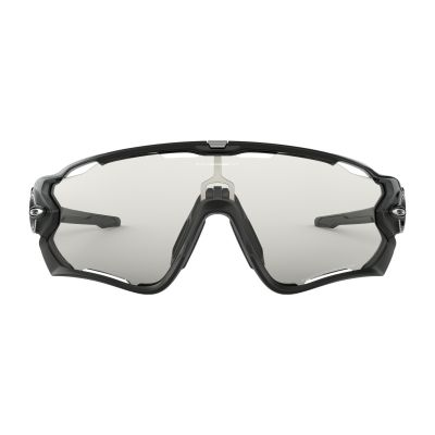 Jawbreaker Polished Black w/ Clear to Photochromic
