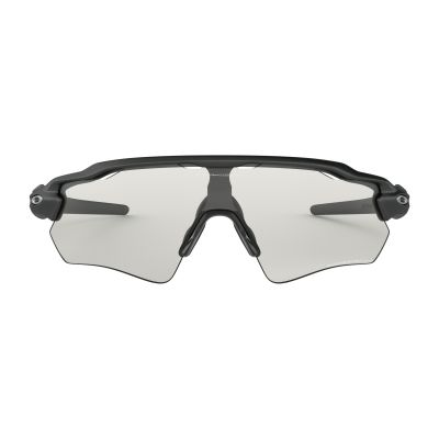 Radar EV Path Steel w/ Clear to Black Photochromic