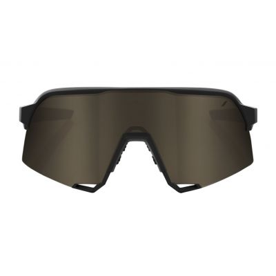 S3 - Soft Tact Black Soft Gold Lens