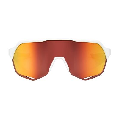 100% S2 - Soft Tact Off White HiPER Red Multilayer Mirror Lens