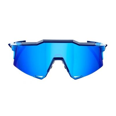 Speedcraft - Polished Translucent Crystal Blue HiPER Blue Multilayer Mirror Lens