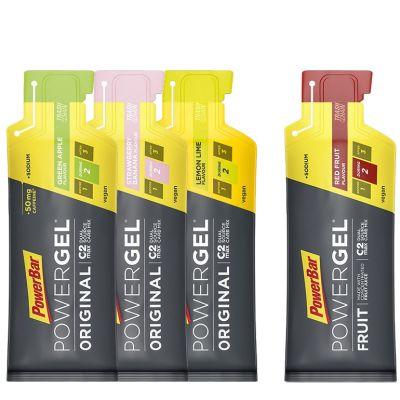 PowerGel Multiflavor 3+1 for free