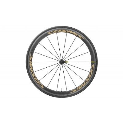 "Cosmic Pro Carbon UST ""Gold-Edition"" Laufradsatz 2019"