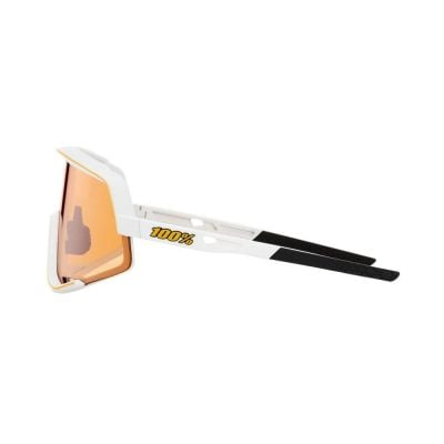 Glendale - Soft Tact Off White Soft Persimmon Lens