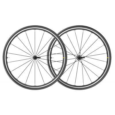Ksyrium UST Laufradsatz 2020