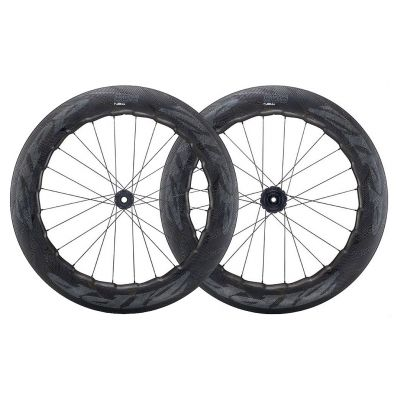 858 NSW Carbon Clincher Disc Laufradsatz - 2020